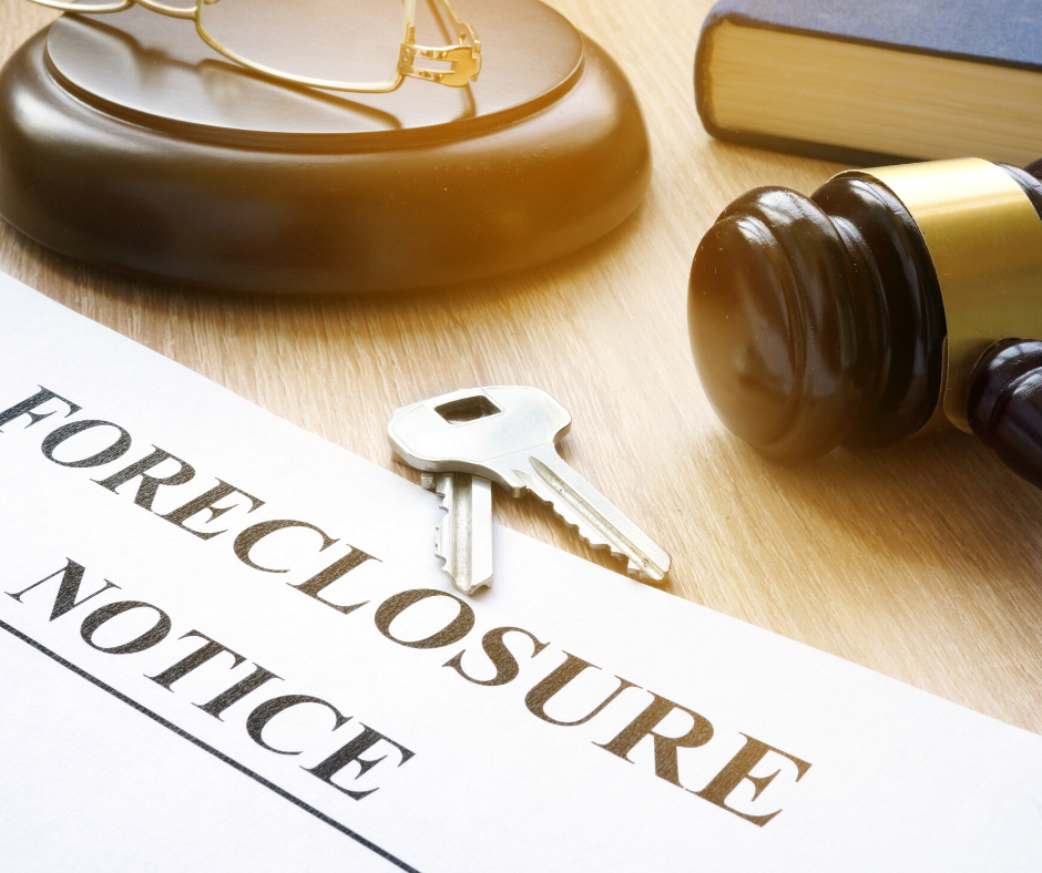 foreclosure and mortgage FAQs