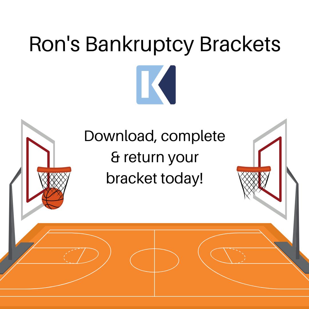 Bankruptcy Brackets