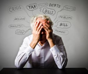 Senior Citizens Face Financial Hardship