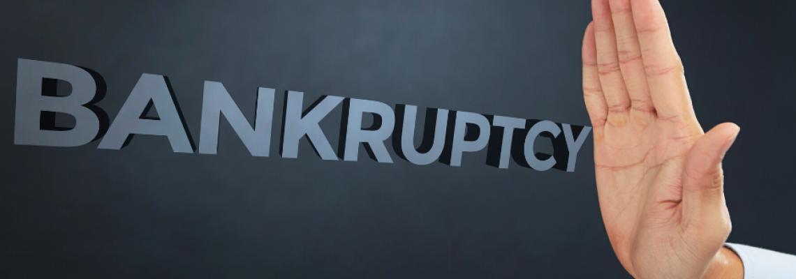 Consumer bankruptcy filings
